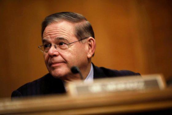 NJ: US Prosecutors Won't Retry Menendez On Corruption Charges