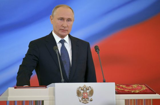 Putin Wants Improved Relations With U.S., Says He'll Step Down After Term Expires In 2024