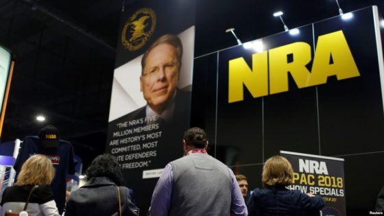 No Guns Allowed At NRA Convention When Trump, Pence Speak
