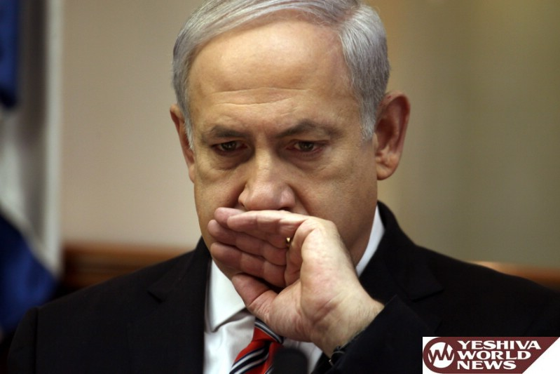 BREAKING: Israel Police Recommend Indictments Of Netanyahu For Bribery; Bibi Denies Wrongdoing