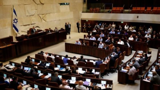 Knesset Hosting Conference Of Heads Of Parliamentary Administration