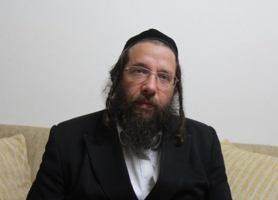 Rabbi Asher Podetzer Refuses to Give Up On Dream Of Being A Father