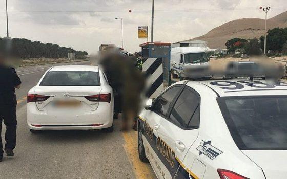 Increase In Attempted Carjackings In Binyamin Region