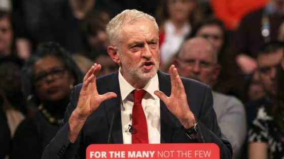 UK: Jeremy Corbyn Says Labour Government Would Quickly Recognize Palestine
