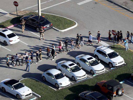 Investigators: School Design Contributed To Massacre At Florida School