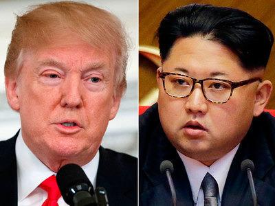 Thailand Says It's Willing To Host Trump-Kim Summit