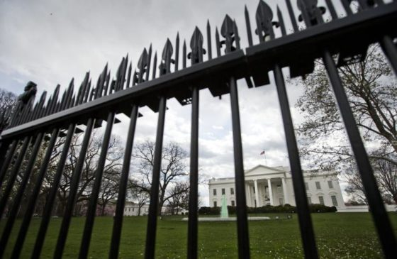 Secret Service Clears Suspicious Vehicle By White House