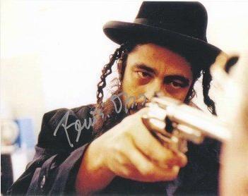 Benicio Del Toro, Snatch, Hasidic